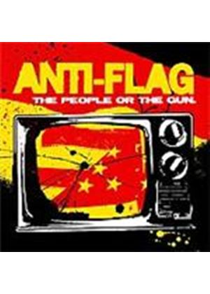 Anti-Flag - People Or The Gun, The (Music CD)