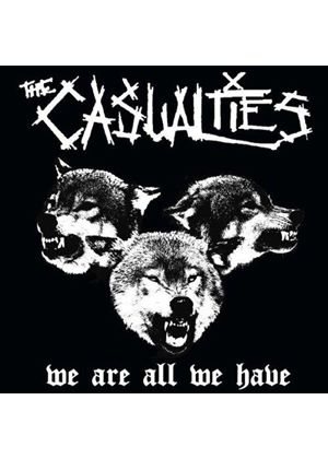The Casualties - We Are All We Have (Music CD)