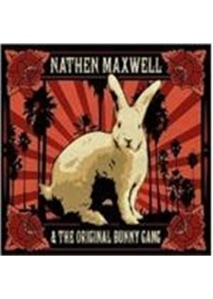 Nathan Maxwell & The Original Bunny Gang - White Rabbit (Music CD)