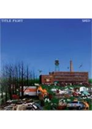 Title Fight - Shed (Music CD)