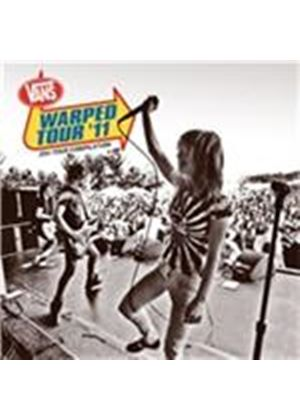 Various Artists - 2011 Warped Tour Compilation (Music CD)