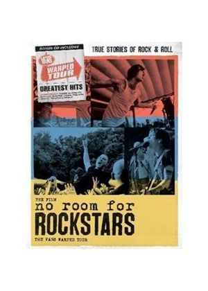 Various Artists - No Room For Rockstars - Vans Warped Tour (+2DVD) (Music CD)