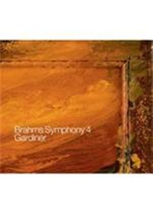 Brahms: Symphony No 4 (Music CD)