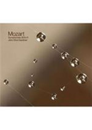 Mozart: Symphonies Nos 39 & 41 (Music CD)