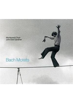 Bach: Motets (Music CD)