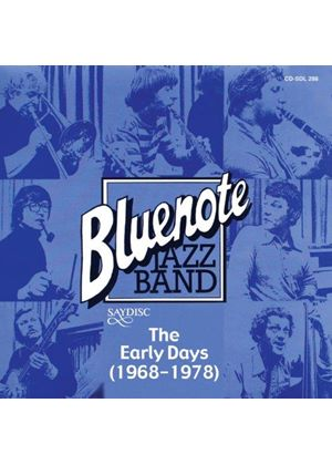 Blue Note Jazz Band - The Early Days
