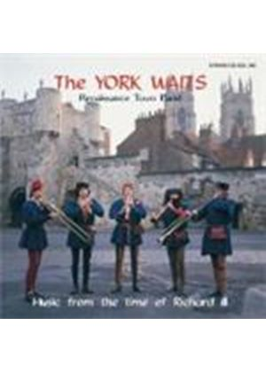 Various Artists - YORK WAITS MUSIC FROM RICHARD III