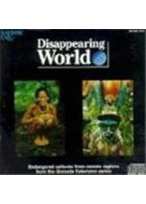 Various Artists - Disappearing World, The
