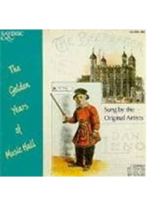 Various Artists - GOLDEN YEARS OF MUSIC HALL