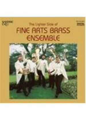 Fine Arts Brass Ensemble - The Lighter Side Of (Music CD)