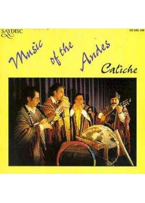 Various Artists - MUSIC OF THE ANDES