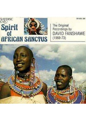 Various Artists - SPIRIT OF AFRICAN SANCTUS
