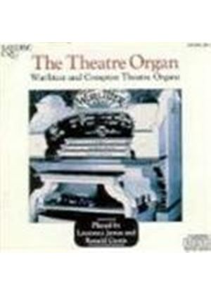 Laurence James/Ronald Curtis - Theatre Organ, The (Wurlitzer and Compton Theatre Organs)