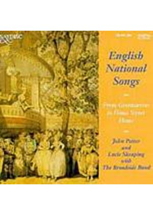 Various Artists - English National Songs (Music CD)