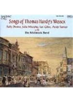 Mellstock Band & Singers ( Sally Dexter, Julie) (The) - Songs Of Thomas Hardy's Wessex (With Sally Dexter/Julie Murphy/Ian Giles/Andy Turner)