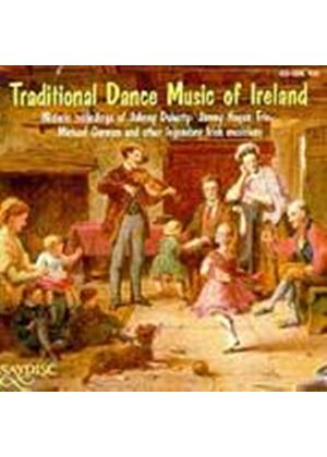 Various Artists - Traditional Dance Music Of Ireland (Music CD)