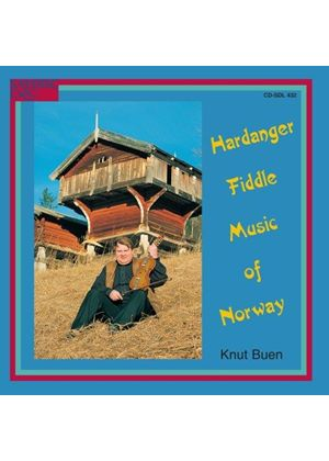 Various Artists - HARDANGER FIDDLE MUSIC OF NORWAY