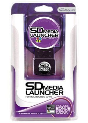 SD Media Launcher 1GB (Wii)