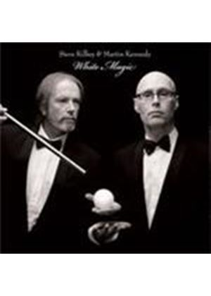 Steve Kilbey & Martin Kennedy - White Magic (Music CD)