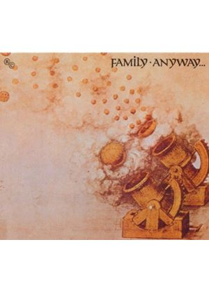 Family - Anyway... (Music CD)