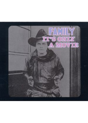 Family - Its Only A Movie (Music CD)