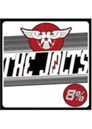 The Jolts - 8% (Music CD)