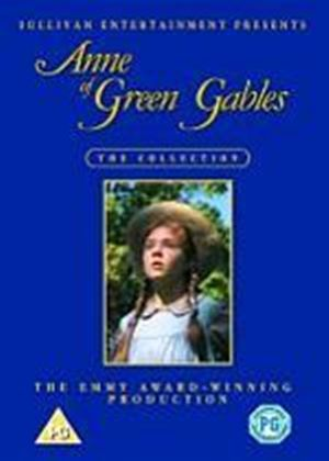 Anne Of Green Gables (Box Set)