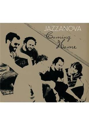 Jazzanova - Coming Home by Jazzanova (Mixed by Jazzanova) (Music CD)