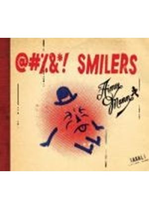 Aimee Mann - @#%& Smilers (Music CD)