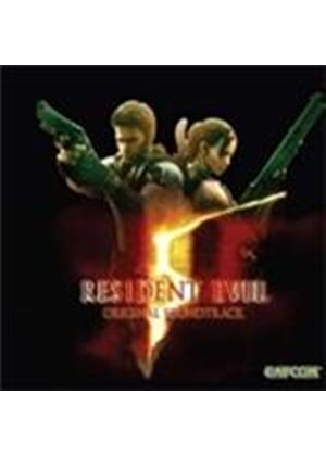 Various Artists - Resident Evil 5 (Original Video Game Soundtrack) (Music CD)