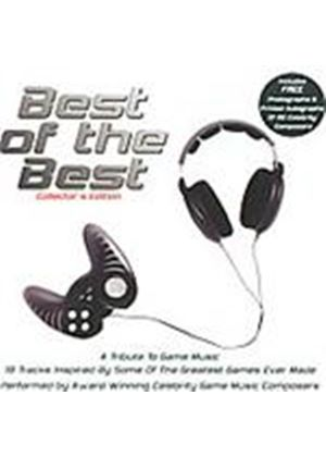 Various Artists - Best Of The Best (Collector's Edition/Video Game Soundtrack) (Music CD)