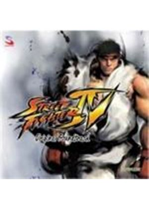 Various Artists - Street Fighter IV (Original Video Game Soundtrack) (Music CD)