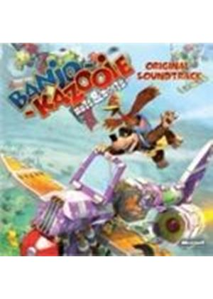 Various Artists - Banjo Kazooie Nuts And Bolts (Video Game Soundtrack) (Music CD)
