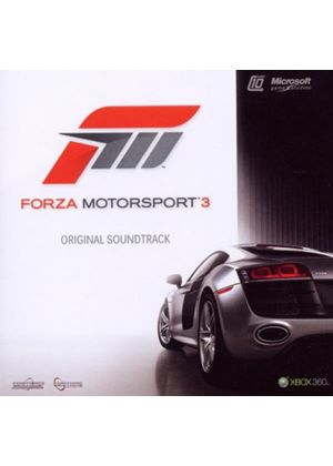 Various Artists - Forza Motorsport Vol.3 (Original Video Game Soundtrack) (Music CD)
