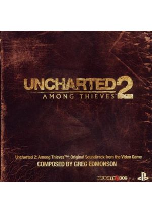 Various Artists - Uncharted II - Among Thieves (Original Video Game Soundtrack) (Music CD)