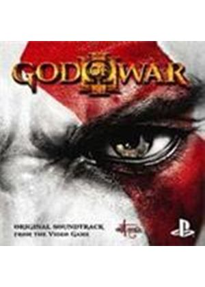 Various Artists - God Of War III (Original Video Game Soundtrack) (Music CD)