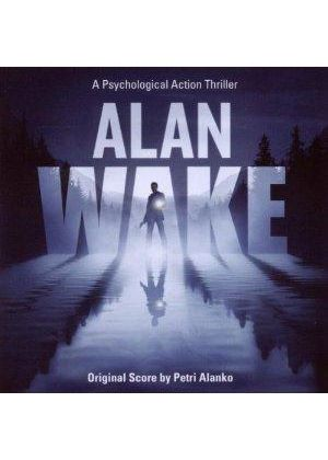 Various Artists - Alan Wake (Original Video Game Soundtrack) (Music CD)
