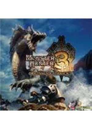 Various Artists - Monster Hunter III - Tri (Original Video Game Soundtrack) (Music CD)