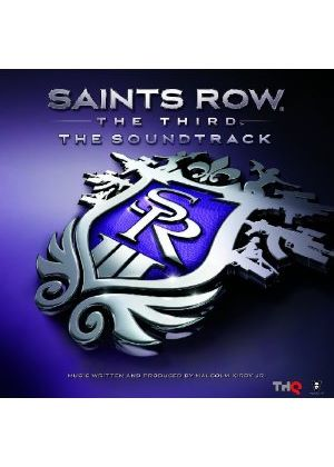 Original Video Game Soundtrack - Saints Row - The Third (Original Soundtrack) (Music CD)