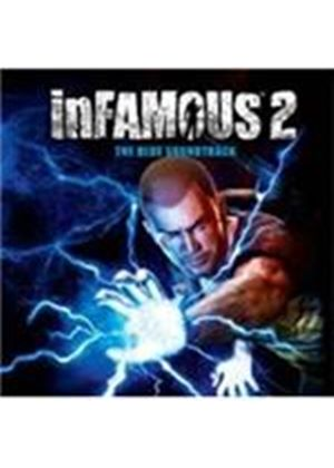 Original Video Game Soundtrack - Infamous 2 (The Blue Soundtrack/Original Soundtrack) (Music CD)