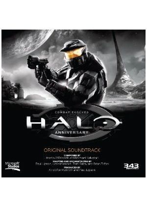 Original Video Game Soundtrack - Halo (Combat Evolved Anniversary/Original Soundtrack) (Music CD)