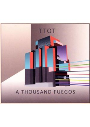 Thousand Fuegos (A) - Treachery of Things (Music CD)