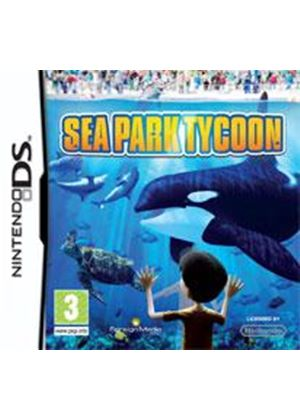Sea Park Tycoon (Nintendo DS)