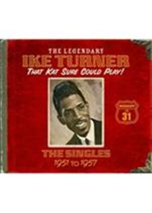 Ike Turner - That Kat Sure Can Play (Music CD)