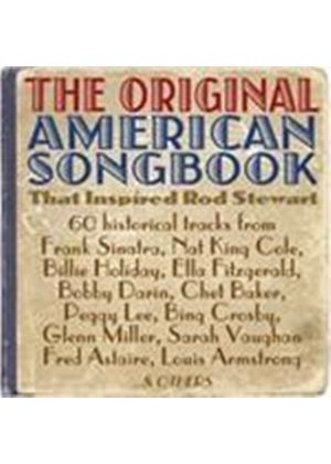 Various Artists - Original American Songbook That Inspired Rod Steward, The (Music CD)
