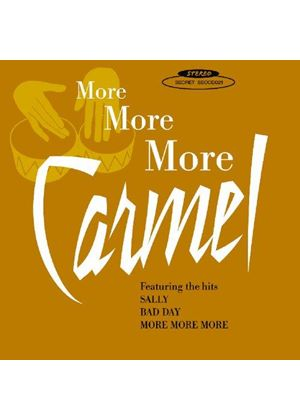 Carmel - More More More (Music CD)