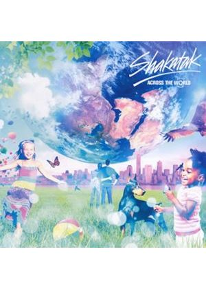 Shakatak - Across The World (Music CD)