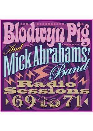 Blodwyn Pig - Radio Sessions 1969-1971 (Music CD)