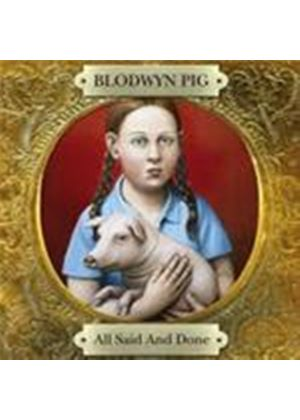 Blodwyn Pig - All Said And Done (Music CD)