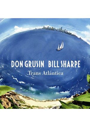Bill Sharpe - Trans Atlantica/Geography (Music CD)